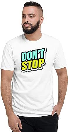 Art Gallery Misr Don't Stop T-Shirt