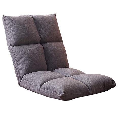 Amazon.com: LJFYXZ Silla de sofá plegable, sofá pequeño, 5 ...
