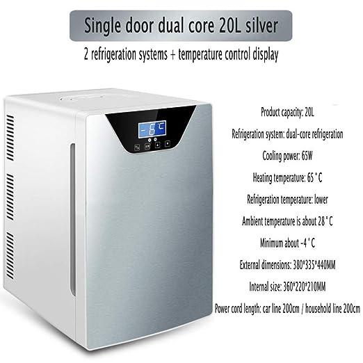 YIWANGO 20L Portátil Refrigerador Viaje Picnic Camping Fría ...