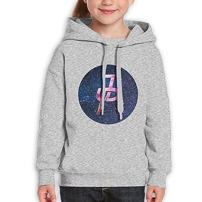 Gabriel C. Haar Jake Paul Fashion Trend Dream Spring Youth Hooded Sweater Dynamic Sweater Ash