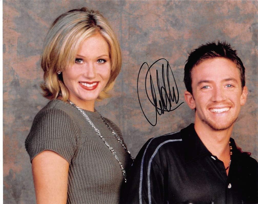 David Boreanaz and Christina Applegate in a 1993 episode