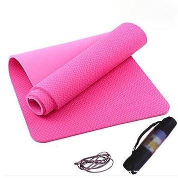 Yoga 3ra generación TPE Mat Engrosamiento 10 mm protección ...