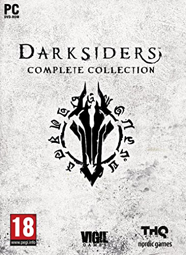 Darksiders Complete Collection 2nd PC UK