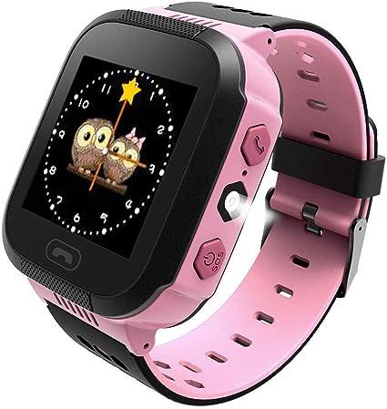 Amazon.com: Reloj inteligente para niños, GPS Smartwatch ...