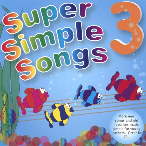 Super Simple Songs 3 Learning product image