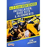 The Modified Virginia Tech 4-2-5 Defense for High School: Installation, Base Sets & Alignments