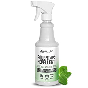 Mighty Mint Peppermint Oil Rodent Spray
