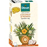Dilmah Infusions Green Rooibos with Coconut and Mango, 40 Grams