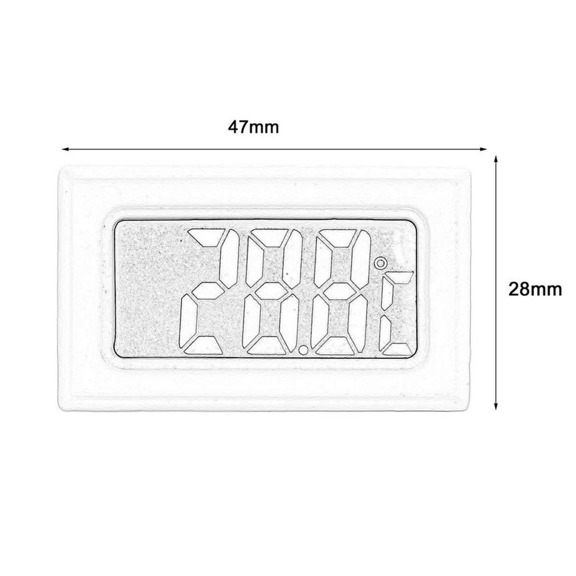 73JohnPol Mini portátil ConvenientLCD Frigorífico Congelador ...