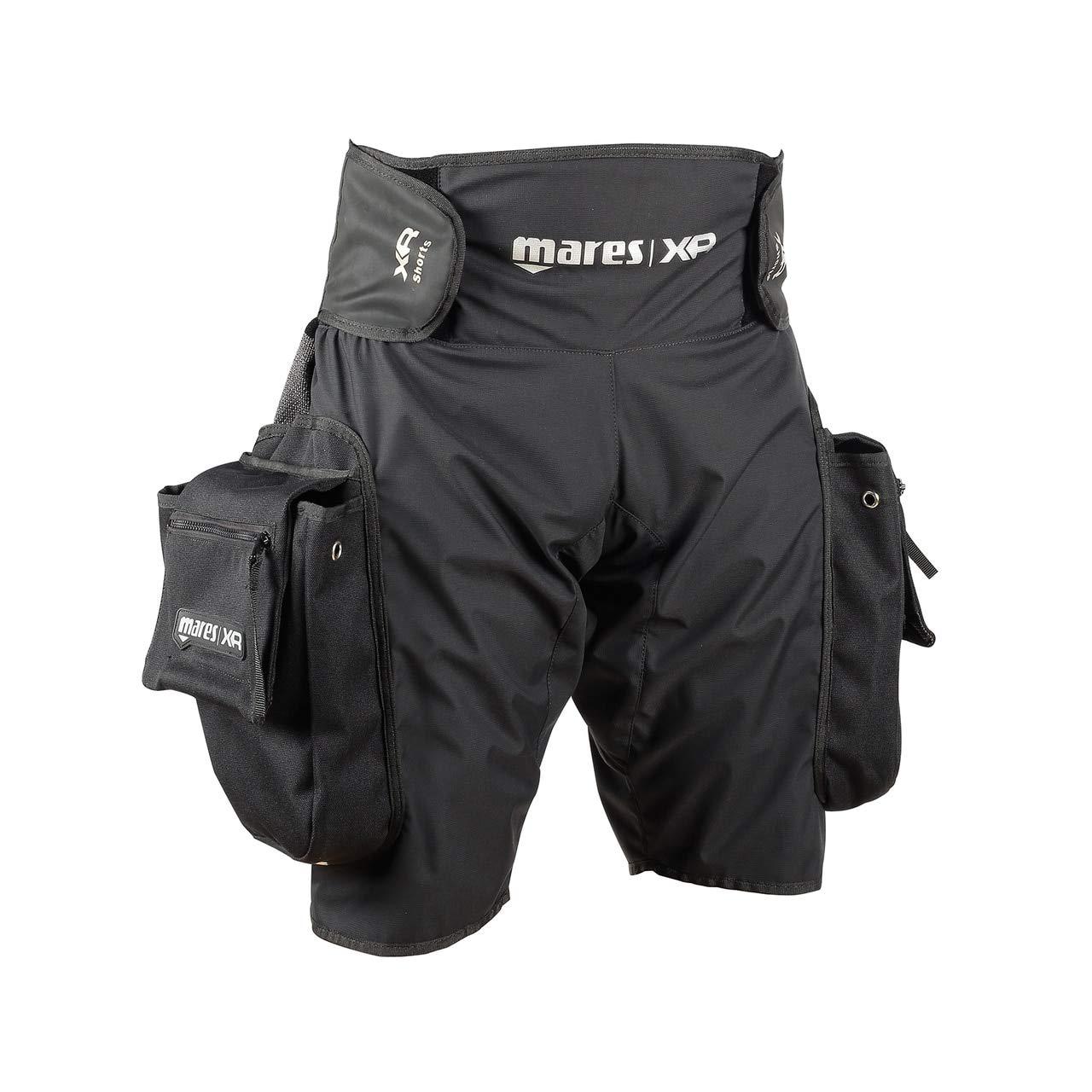Mares XR Tek Pocket Untra Light Shorts Scuba Diving Wetsuit Tech Gear 412032 by Mares