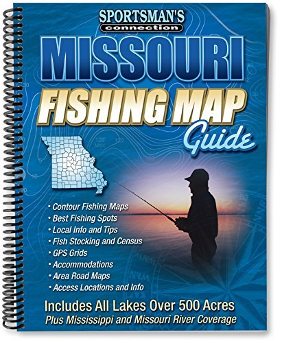Missouri Fishing Map Guide (Sportsman's Connection) by Sportsman's Connection (2011-02-01)