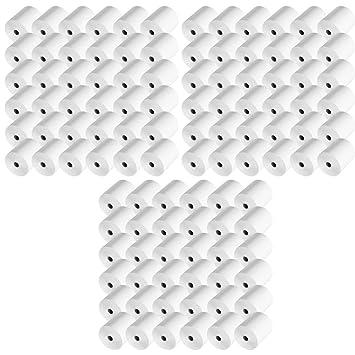 30 x Thermorollen 80//80m//12 Bonrollen 80 mm x 80 m x 12 mm Thermopapier Rollen