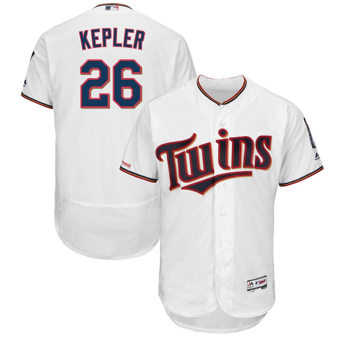 Outerstuff Youth Kids 26 Max Kepler Minnesota Twins Baseball Jersey