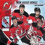 Turner Licensing Sport 2017 New Jersey Devils Team Wall Calendar, 12''X12'' (17998011947)