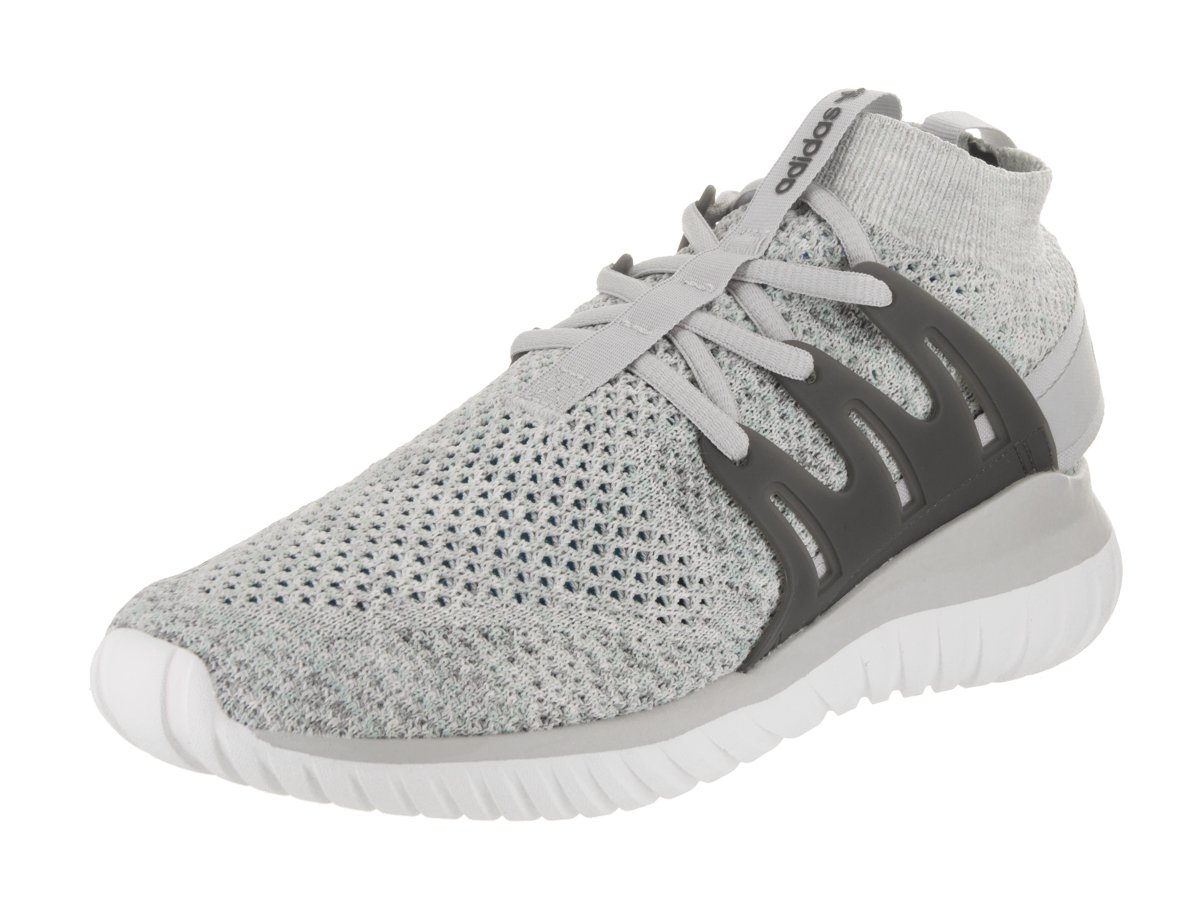 b9d79e00778a Galleon - Adidas Mens Tubular Nova Originals Tactile Green Lgh Solid Grey Dark  Grey Running Shoe 11 Men US