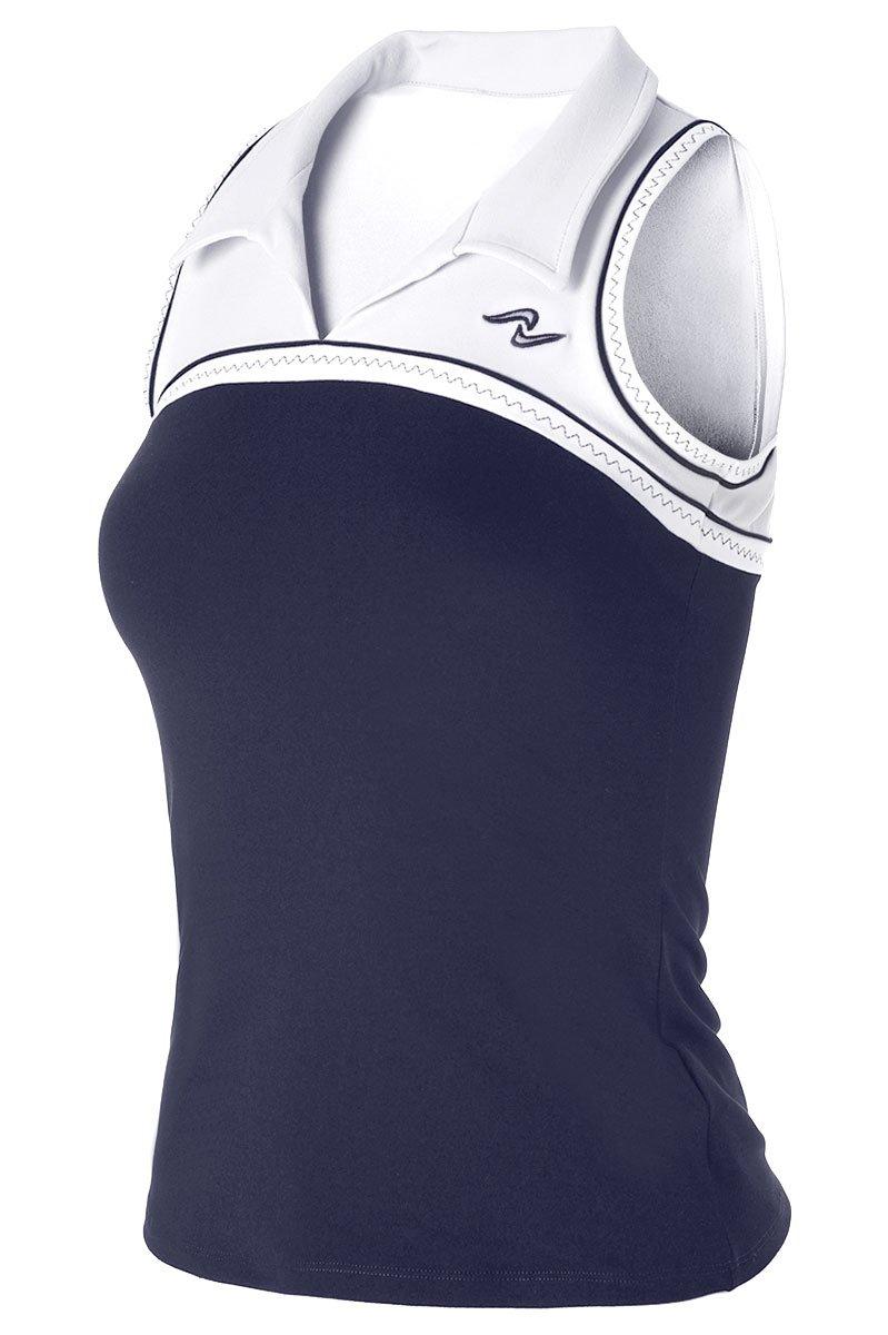 Naffta Tenis Padel - Camiseta Asas para Mujer, Color Marino/Blanco, Talla XS: Amazon.es: Zapatos y complementos