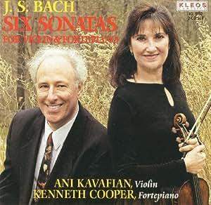 J.S. Bach: Six Sonatas for Violin & Fortepiano