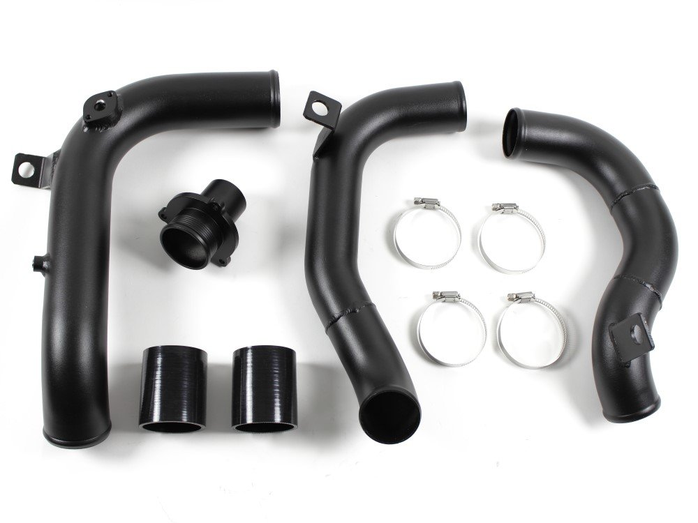laded Ruck Tubo Kit 1010886 Turbo Muffler Delete Impresión tubos: Amazon.es: Coche y moto