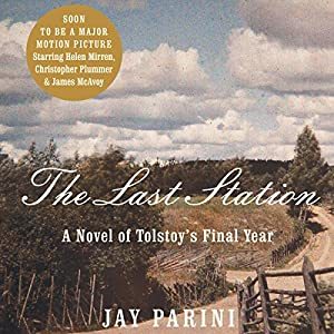 The Last Station Audiobook