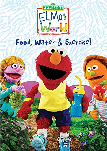 Exercise Products : Elmo's World: Food, Water & Exercise!
