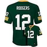 Aaron Rodgers Green Bay Packers Green NFL Toddler 2016-17 Season Mid-tier Jersey