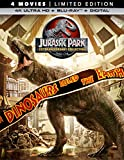 DVD : Jurassic Park 25th Anniversary Collection [Blu-ray]