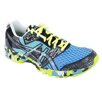 ba89c7a33b04 Asics Gel-Noosa Tri 8 Men US 11 Blue Running Shoe EU 45  Amazon.co ...