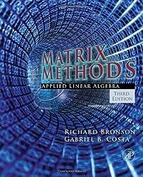 Matrix Methods: Applied Linear Algebra