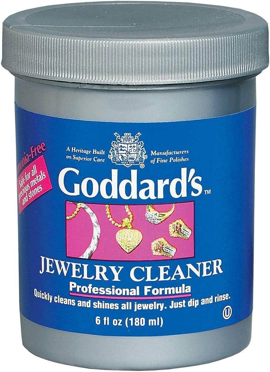 Goddard's 707885 Jewelry Cleaner 6Oz