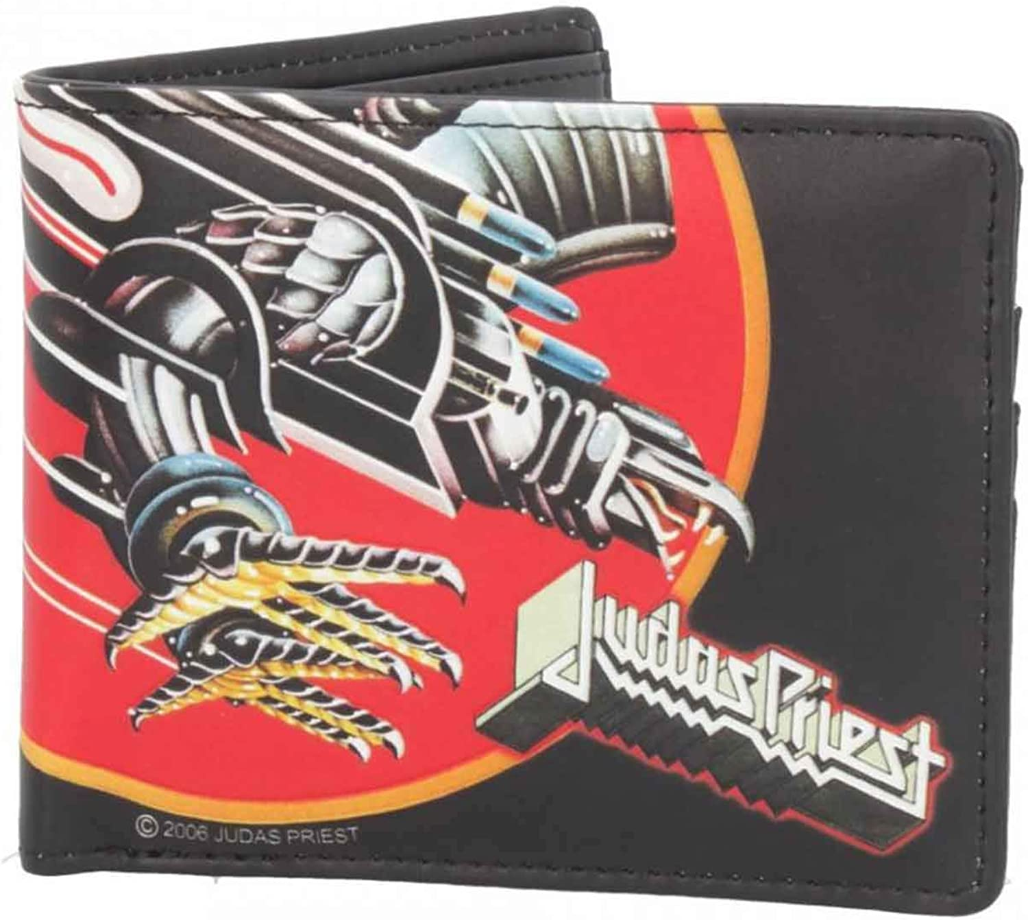 Amazon Com Judas Priest Chain Wallet Screaming For Vengeance Band