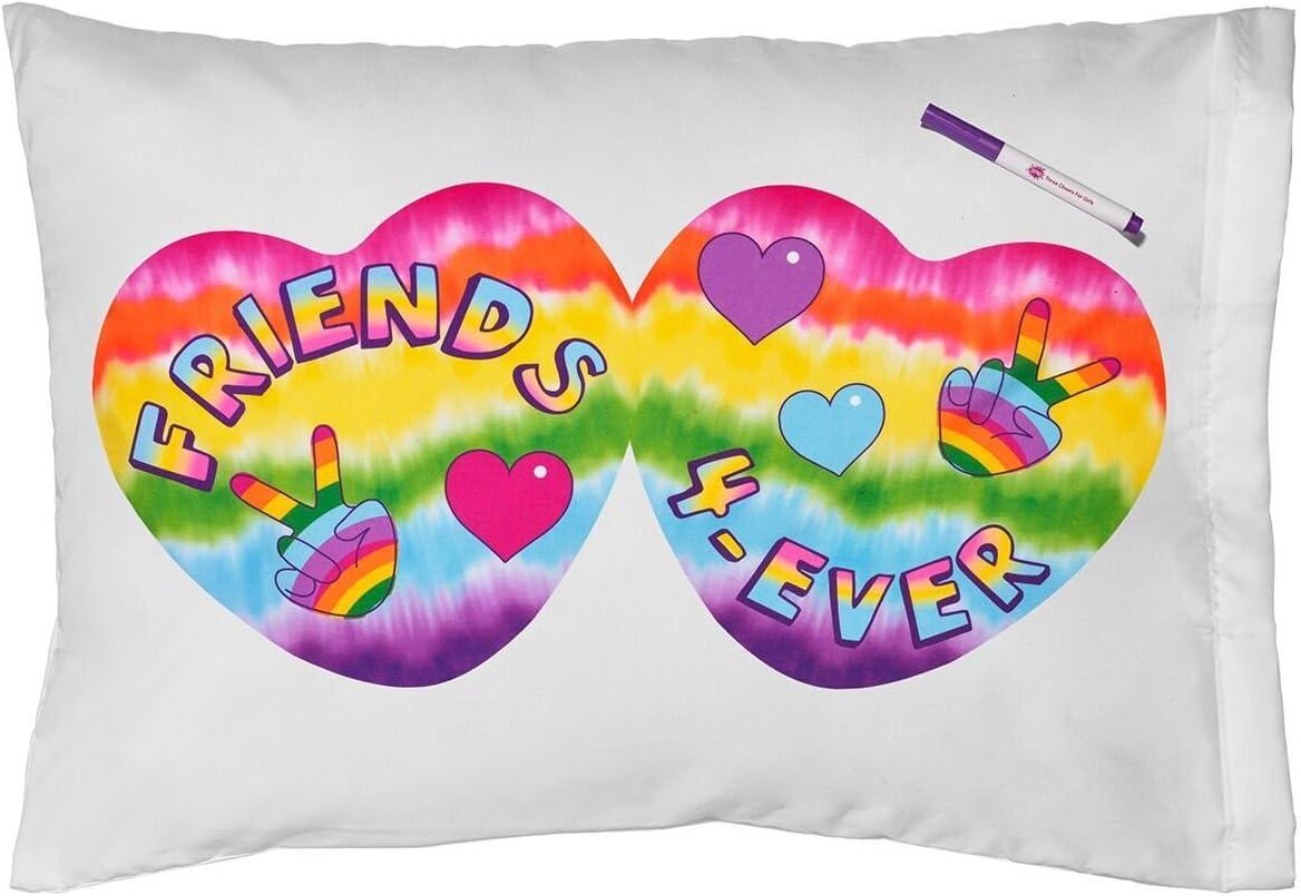 Friends 4-Ever Autograph Pillowcase