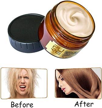 Mascarilla reparadora de cabello, 60 ml, 5 segundos, repara ...