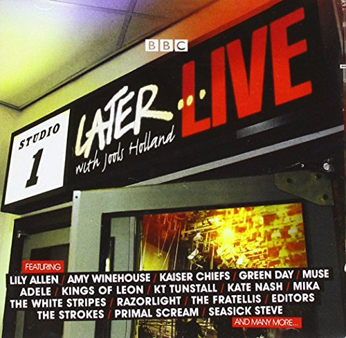 Lily Stripe - Later...Live with Jools Holland
