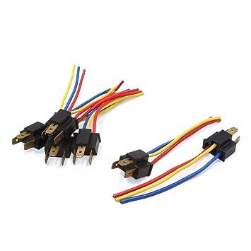 Buy Generic 6Pcs H4 Headlight Bulb Socket Male Wiring ... on