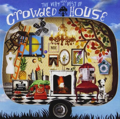 CROWDED HOUSE - VERY VERY BEST OF : AUSTRALIAN (2CD) (House Music Cd)