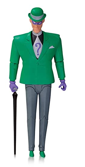Batman The Animated Series The Riddler Figure DC Collectibles New!