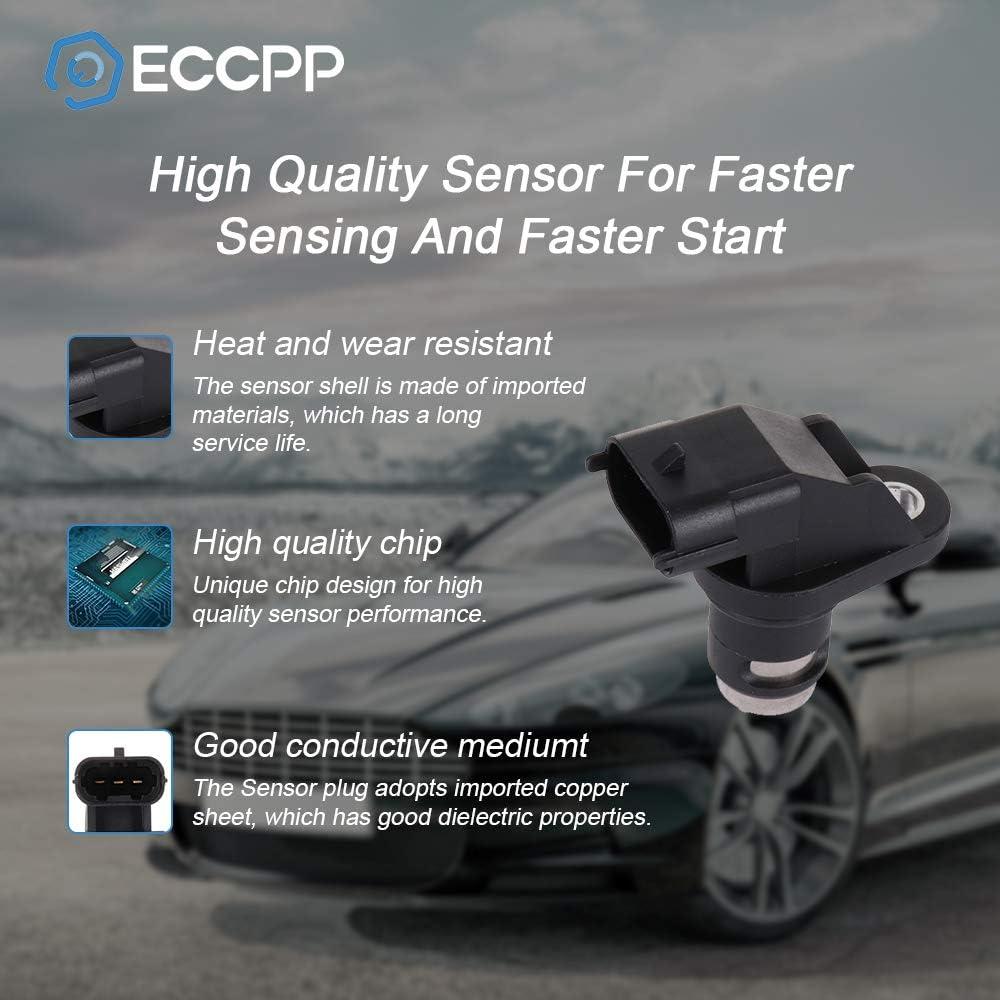 ECCPP Camshaft Position Sensor Fit for Chrysler Crossfire//Dodge Sprinter 2500 3500//Mercedes-Benz C230 C240 C280 C300 C32 AMG C320