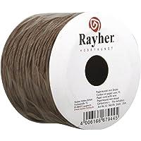Rayher 5116005Cuerda de Papel con Alambre, 2mm, Rollo