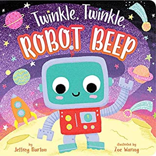 Book Cover: Twinkle, Twinkle, Robot Beep