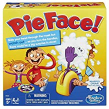 Pie Face Game - one color, one size