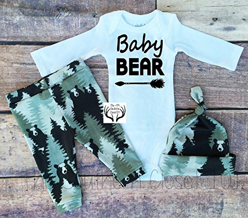 Boy Bear Coming Home Outfit by TheSouthernCloset101