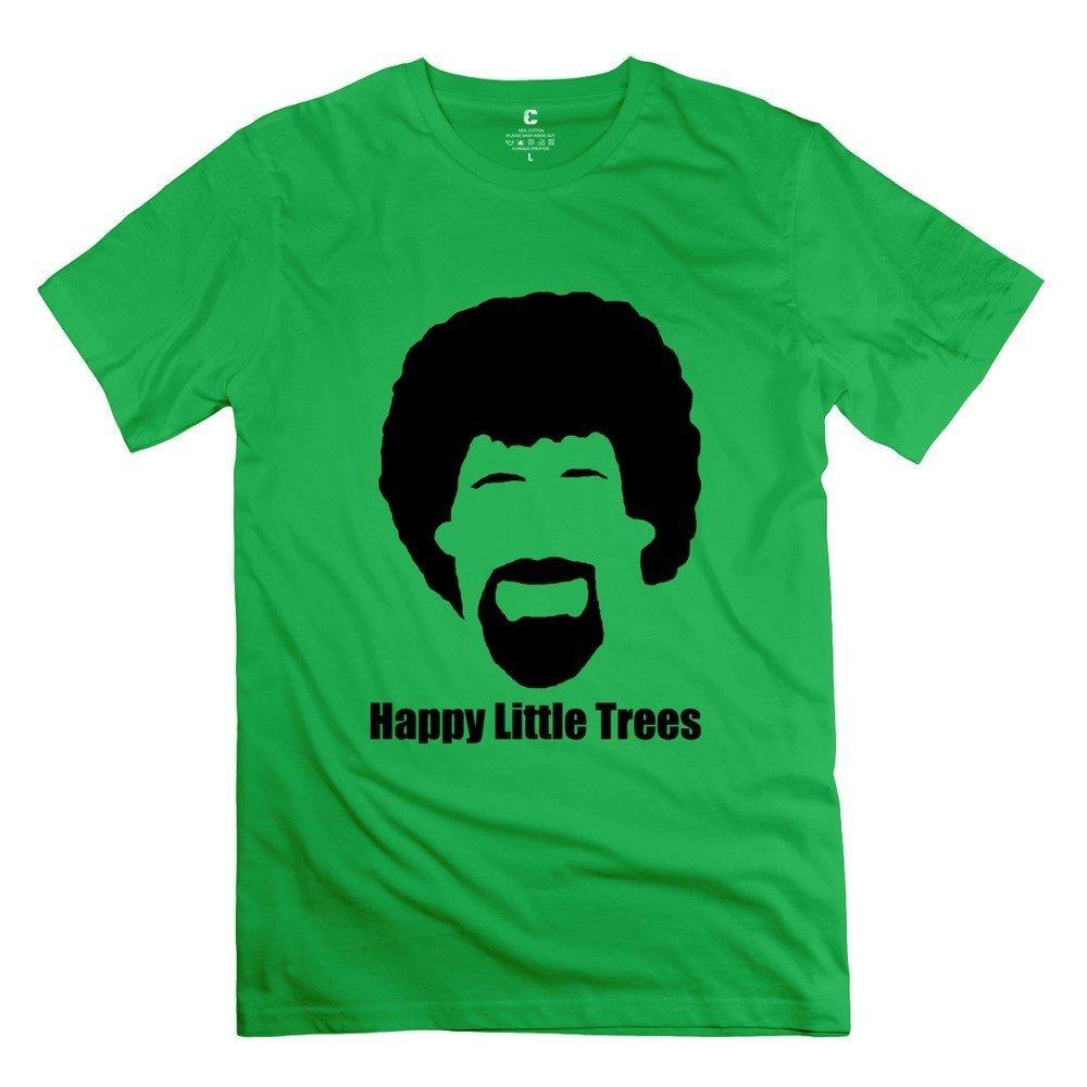 happy little trees - 1000×1000