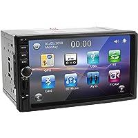 "Radio 2DIN GPS para coche, Amkle 7"" pantalla"