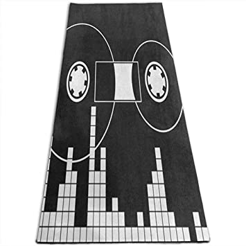 Dreamen Cinta de Cassette Música Estera de Yoga Uso múltiple ...