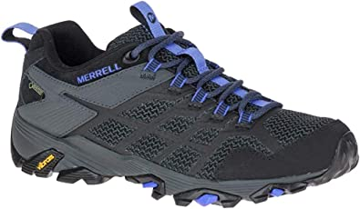 merrell moab fst 2 hiking shoes - womens mk