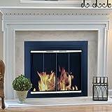 Pleasant Hearth AR-1020 Arrington Fireplace Glass