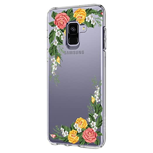 Amazon.com: Case for Sausung Galaxy A8, Crystal Clear Ultra ...
