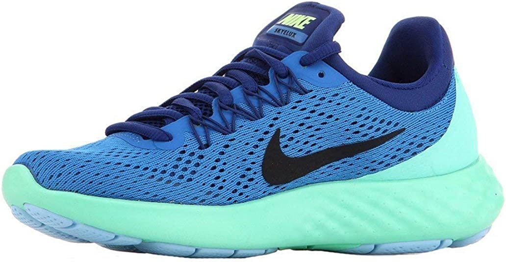 Nike 855810-401, Zapatillas de Trail Running para Mujer, Azul (Fountain Blue/Black/Deep Royal Blue), 43 EU: Amazon.es: Zapatos y complementos