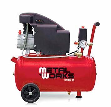 METALWORKS - 34975 : Compresor Orion 24L