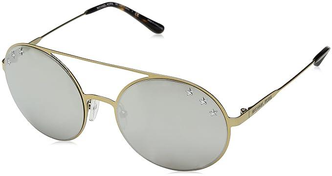 Michael Kors Cabo 11936G, Gafas de Sol para Mujer, Dorado (Pale Gold-